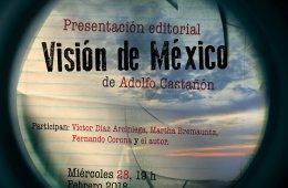 Presentación editorial Visión de México