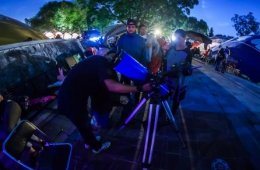 Night for Astronomical Observation