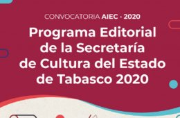 Programa Editorial de la Secretaría de Cultura del Estad...