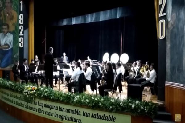 Concierto Banda de Música de Coahuila