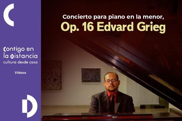 Concierto - Edward Grieg-Concierto en La Menor, Op16