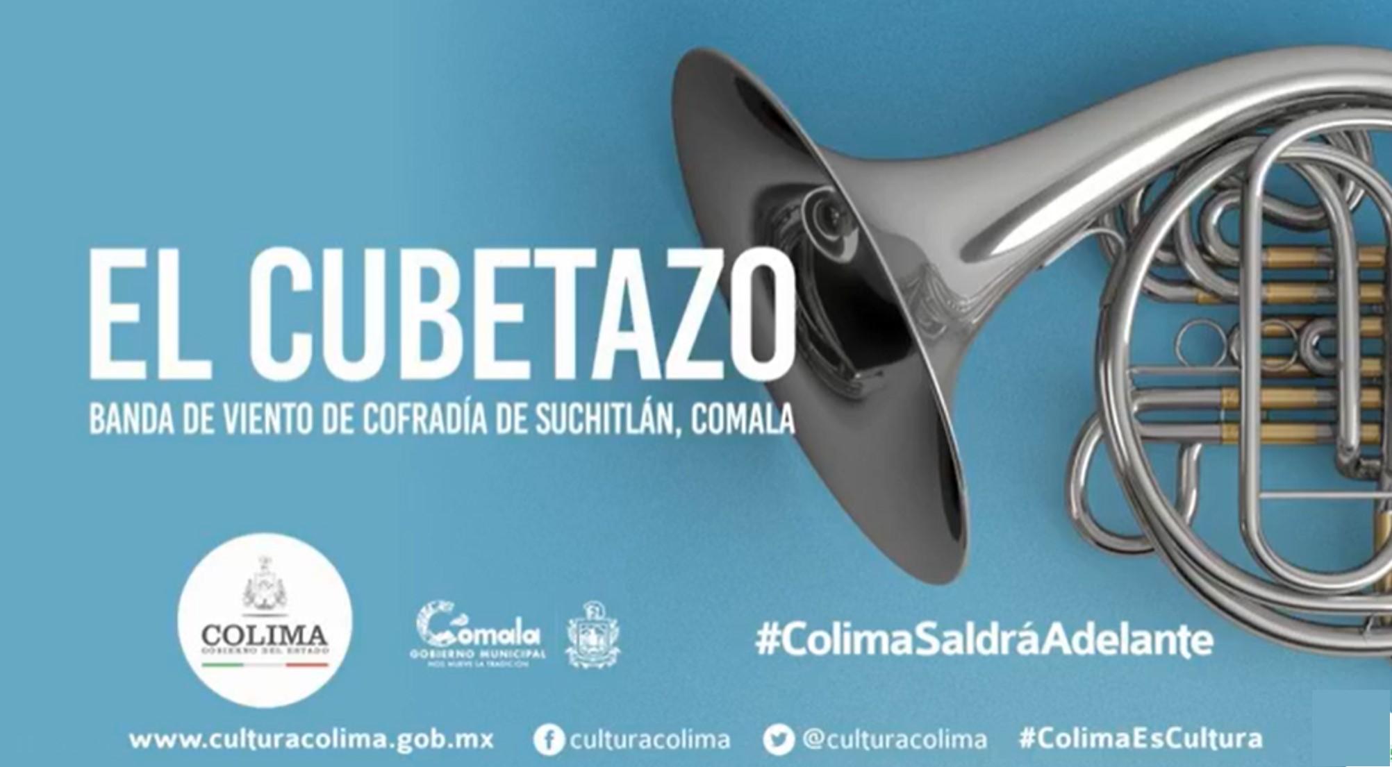 Concierto con banda El Cubetazo