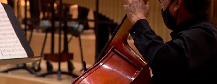 Concierto dirigido por el maestro David Pérez Olmedo