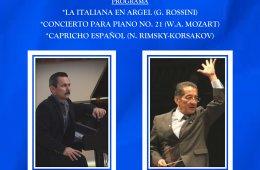 Concierto 4 Orquesta Sinfónica de Oaxaca