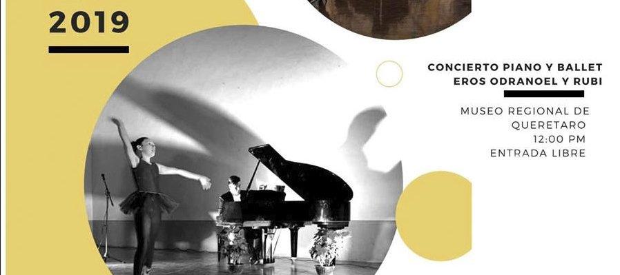 Concierto de piano. Eros Odranoel