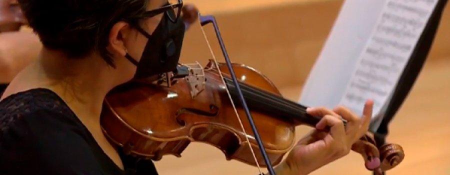 Román Revueltas, concierto