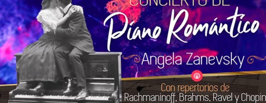 Concierto de Piano Romántico