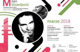 Concierto de la Orquesta del ISMEV y Milan Milisavljević