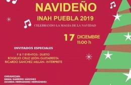 Concierto Navideño INAH Puebla 2019