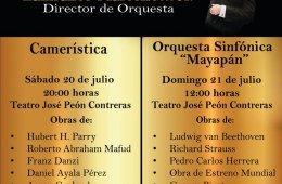 Mayapán Symphony Orchestra