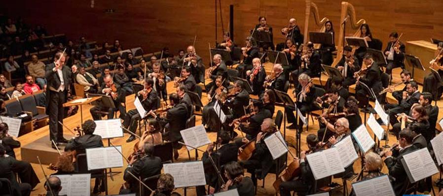 Conciertos de la Orquesta Sinfónica de Xalapa