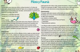 Concurso de Dibujo Infantil 2020 Flora y Fauna