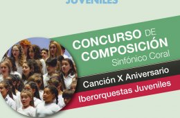 Composition Contest: Song of the Youths Iberorchestras Pr...