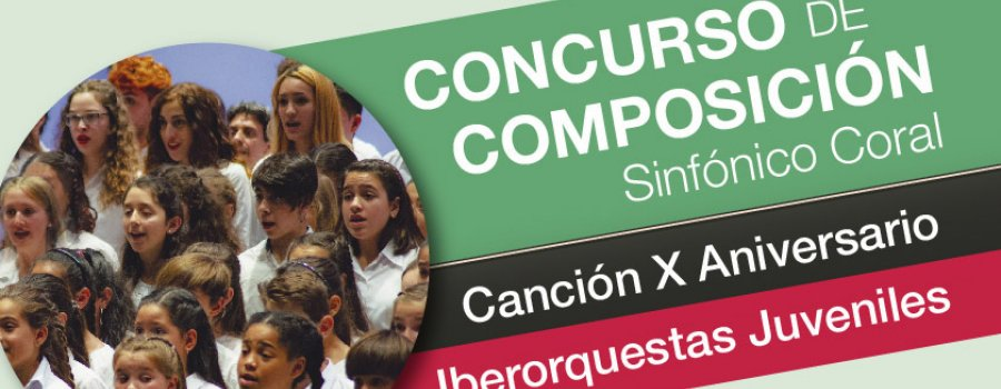 Concurso de Composición: Canción del Programa Iberorquestas Juveniles