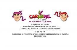 Concurso de Fotografía Antigua e Inédita del Carnaval d...