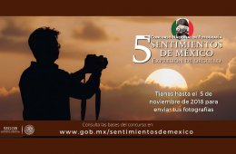 Feelings of Mexico, Expression of Pride. Photography Cont...