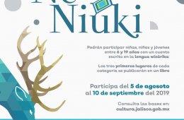 Primer Concurso de Cuentos Infantiles y Juveniles Ne Niuk...