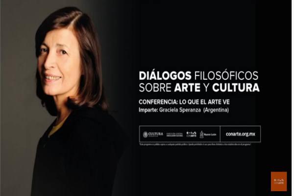 Diálogos filosóficos sobre arte y cultura: Lo que el arte ve