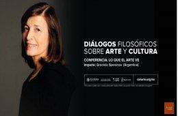 Diálogos filosóficos sobre arte y cultura: Lo que el ar...