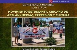 Movimiento Estudiantil Chicano de Aztlán (MEChA), expres...
