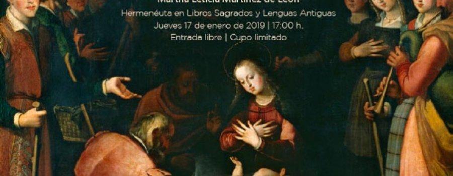 Nacimiento de Jesús, reNacimiento del hombre