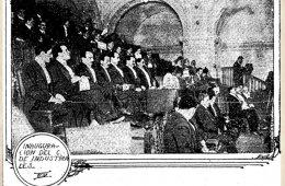18 de noviembre de 1917: El Congreso de Industriales