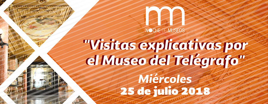 Explanatory Visits to the Museum of Telegraph
