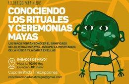 Conociendo los Rituales y Ceremonias Mayas