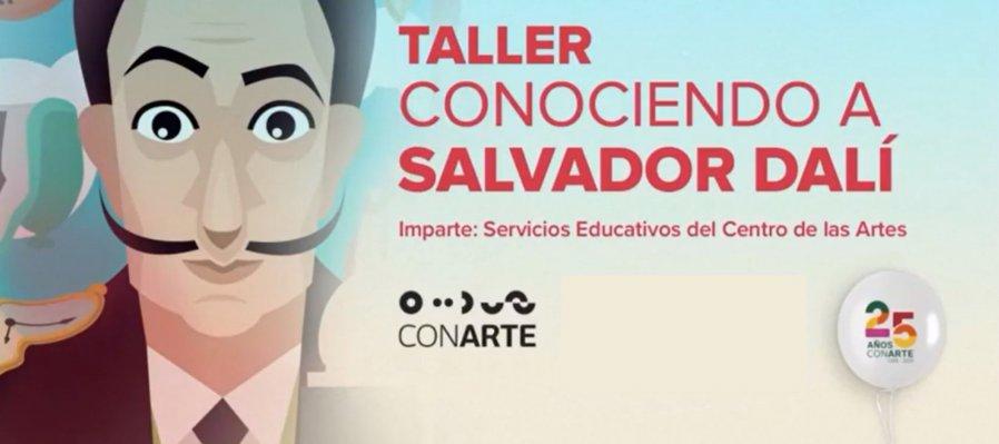 Taller: conociendo a Salvador Dalí