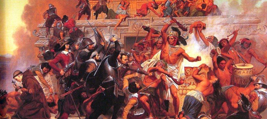 México: Oro, dios y gloria