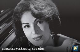 Consuelo Velázquez, 100 años
