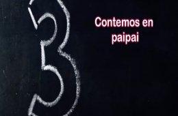 ¡Aprende los números en paipai!
