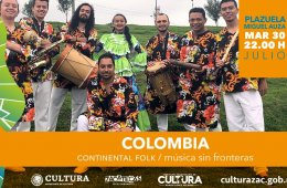 Continental Folk (Colombia)