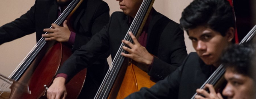 Final Exam to Receive the Bachelor Degree in Double Bass | Carlos Chávez Orchestra School