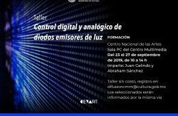 Taller Control digital y analógico de diodos emisores de...