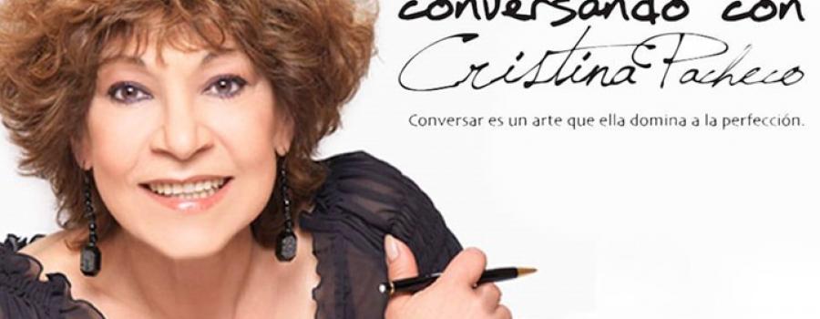 Conversando con Cristina Pacheco