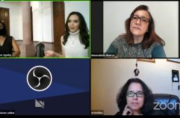 Conversatorio: Diálogo entre veladuras
