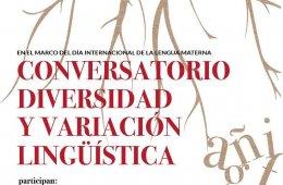 Conversatorio de diversidad y variación lingüística
