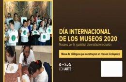 Mesa de diálogo: construir un museo incluyente
