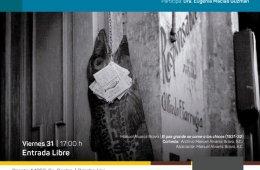 Conferencia: Autonomías expresivas: Fotografía moderna ...