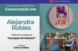 Conversando con Alejandra Robles