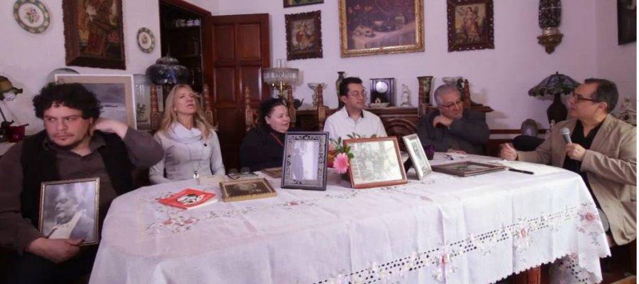 Conversatorio con la Familia Revueltas