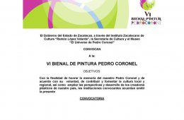 6th Pedro Coronel Biennial of Painting