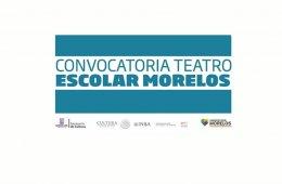 Convocatoria de Teatro Escolar Morelos 2018