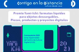 Convocatoria: Premio Yami-Ichi