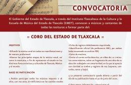 Coro del estado de tlaxcala