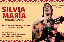 Silvia María