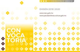 PECDA Veracruz emisión 2019 | 2020