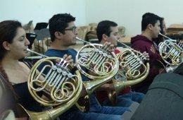 Recital de Cornos de la Orquesta Escuela Carlos Chávez