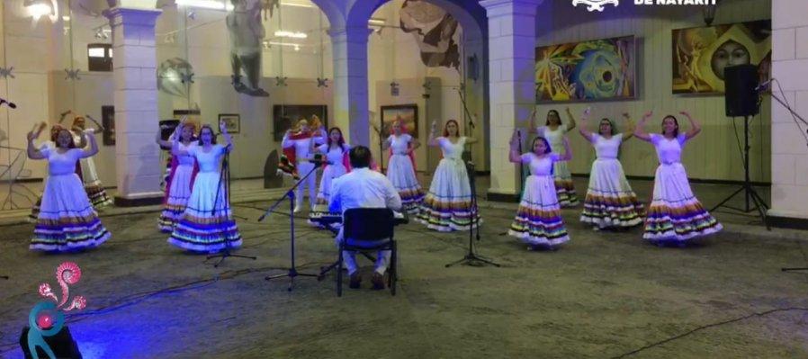 Concierto del Coro Juvenil Nervo de Nayarit